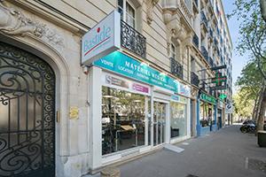 vitrine agence bastide le confort médical matériel médical vente et location