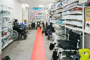 fauteuil roulant handicap déambulateur mobilité conseils sur mesure boulogne billancourt